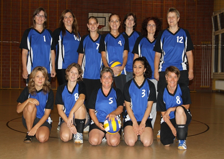 Volleyball Team 2012